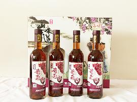 葡萄醋礼盒 Grape vinegar gift box